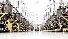 Industrie-Fotografie sovello GmbH Image-Motive für Bildstock