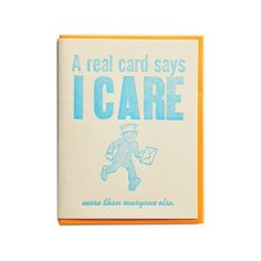 A Real Card