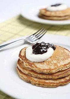 LA Times - Recipe: Whole wheat sourdough pancakes