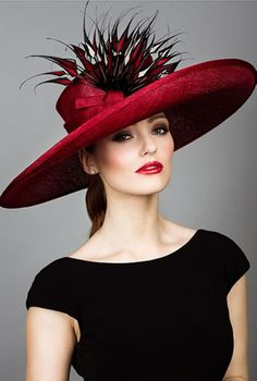 Royal hats | Luxe Be A Lady