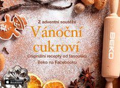 Vánoční cukroví  Recepty na vánoční cukroví od fanoučků Beko na Facebooku. Kniha receptů na zajímavé vánoční sladkosti vznikla na sociální síti. Všem spoluautorům a spoluautorkám děkejeme.