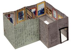 Letterology: Three-Dimensional Illustrated Correspondence