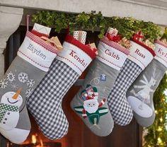 Christmas Signs Wood, Christmas Wreaths, Christmas Crafts, Christmas Ornaments, Kids Christmas, Christmas Icons, Quilted Christmas Stockings, Christmas Stocking Pattern, Xmas Stockings