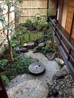 japan garden 55 Small Garden and Landscaping Design for Small Backyard Ideas is part of Japanese garden - You might think that keeping a small yard open and loosely planned would make it Japanese Garden Landscape, Small Japanese Garden, Japanese Garden Design, Japanese Gardens, Japanese Garden Backyard, Japanese Patio Ideas, Indoor Zen Garden, Japanese Tea House, Asian Landscape