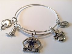 A personal favorite from my Etsy shop https://www.etsy.com/listing/254961216/nfl-charmed-dallas-cowboys-expandable