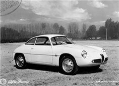 Alfa Romeo Giulietta SZ (Zagato), 1960