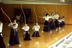 Kyudo - Ken To Fude No Ryu Kenshu Kai Karate - Hanshi Solly Said