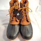 Sorel Snow Boot Cheyanne Mens Size 11 Lace-up Brown Leather Full Grain Leather And Lace, Leather Boots, Brown Leather, Sorel Snow Boots, Hiking Gear, Winter Boots, Lace Up, Xmas, Shoes