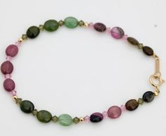 Vintage Designer Sterling Silver Jade Jadeite Marcasite Bracelet