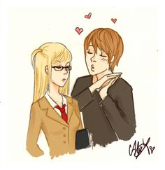 Light and Misa~switch roles