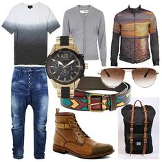 CITY STYLE | Men's Outfit | ASOS Fashion Finder