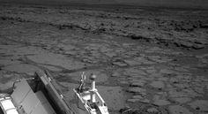 Curiosity Rover's First Christmas on Mars