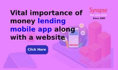 Money lending MOBILE APP is equally important along with a BUSINESS WEBSITE.   Get ready to add more borrowers to the company and offer more short term loan dealings.   Rely on SynapseWebSolutions for success-driven IT SOLUTIONS. Short Term Loans, Business Website, The Borrowers, Mobile App, The Help, Success, How To Apply, Money, Silver