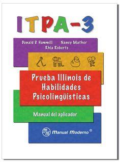 ITPA-3 (Prueba Illinois de Habilidades Psicolinguisticas)