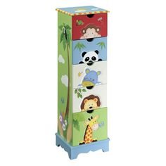 Find a wide selection of Kids Dressers and Chests at Nebraska Furniture Mart. Shop with our low-price guarantee and find great deals on Kids Dressers and Chests and more! Safari Room, Safari Theme, Jungle Safari, Nursery Furniture, Kids Furniture, Handmade Furniture, Kids Dressers, Kids Bookcase, Design Crafts