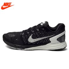 db5f51e33600f Official New Arrival Authentic Nike LUNAR Glide 7 Men s Mesh Light Running  Shoes Sneakers-in Running Shoes from Sports   Entertainment on  Aliexpress.com ...