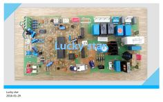 95% new for Haier Air conditioning computer board circuit board KDR-60N/A 0010450635 good working #Affiliate