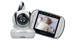 Tech Win: Motorola MBP36S Wireless Video Baby Monitor Womens Health Magazine, Baby Monitor, Tech, Phone, Tecnologia, Telephone, Technology