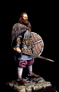 Tehnolog.Normans.Vikings.Fantastic fights.Plastic 54mm-1:35.