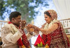 Candid Indian wedding ceremony photography. #arisingimages #bride #groom #indian #ceremony