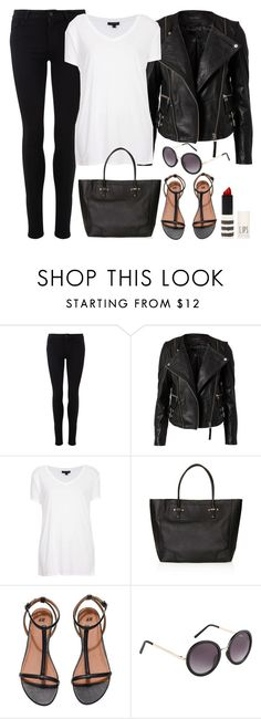 Untitled #1085 by keisha-xo on Polyvore featuring Topshop, Gestuz, H&M and ALDO