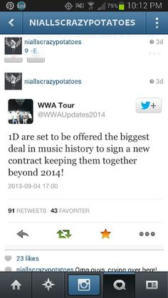 This made me EXTREMELY HAPPY! :DD idk if its true but I freaking hope it is!I couldn't live without them and I hope this is true. But I do hope they get rest as well so they don't hate their job Midnight Memories, Five Guys, Happy Dance, I Love One Direction, Ed Sheeran, Change My Life, Boys Who, Don't Worry, 6 Years