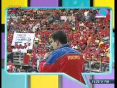 ZK: Pdte Maduro crea Consejo de Gobierno Popular de la clase obrera