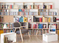 BrickBox — Bookcases -- Better Living Through Design