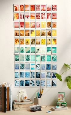 8 Best Polaroid Display Ideas Images In 2012 Polaroid