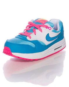 #FashionVault #Nike #Girls #Footwear - Check this : NIKE GIRLS Blue Footwear / Sneakers 4C for $24.95 USD