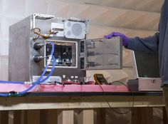 Combination Printer will Recycle Plastic in Space The first integrated printer and recycler is part of the cargo that was launched to the International Space Station on Northrop Grumman's Cygnus spacecraft's commercial resupply services mission. Nasa Missions, Moon Missions, Flight Facilities, Technological Change, International Space Station, Business Innovation, Spacecraft, Science And Nature, Science Experiments