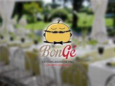 Elaborazione grafica di un nuovo logo per una consolidata azienda di catering & banqueting, che ha scelto di uscire sul mercato con un nuovo brand (BonGé) per la divisione Genobile Catering &am...