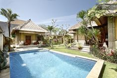 1 Room in Villa w Pool, Beach 1.8km in Sanur