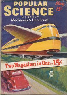 Popular Science May 1939