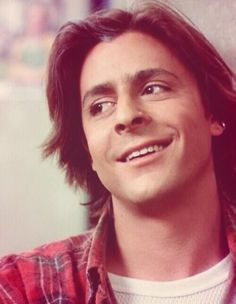 bad boy Judd Nelson in The Breakfast Club