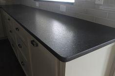 Black Pearl Leathered Granite