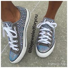 MADE TO ORDER low-top Converse shoes in your choice of color. These low 20b358aa2