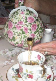 Afternoon Tea Recipes - Tea Party Recipes - High Tea Recipes