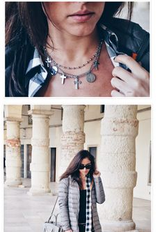 @Alessia Cannella #StyleShout con #Sagapo #fashion #blogger #outfit #necklace #gotika #collection