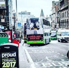 Get on the bus, English Tapas released Friday 3rd March 2017!