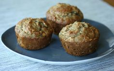 Mince and Type: Everyday banana muffins