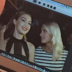 Blogger @ work  Für meine Fashionistas auf Insta! Gigi Hadid neben Lena Gercke! #frontrow #mbfwb #maybelline #gigihadid #lenagerke #photographer #runway #berlin #event #party #placetobe #mbfwb #instablog #celebrities #redcarpet #bloggeratwork #fashionpost #fashionblog #topmodel #gntm #fshionista #shoot #picoftheday #germanblogger #instapost #instadaily #victoriasecret #model #beauty #beautyblog #makeup