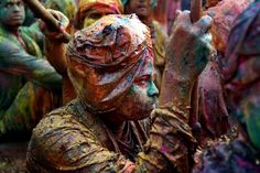 The Meaning Behind the Many Colors of India's Holi Festival   Travel   Smithsonian