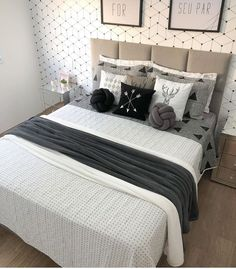 Master Bedroom, Bedroom Decor, My House, Sweet Home, Furniture, Thalia, Home Decor, 1, Decoration