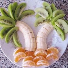 cute healthy snack!