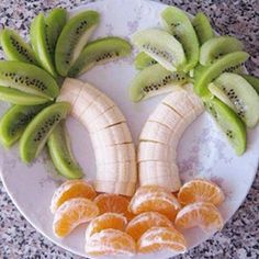 cute healthy snack!