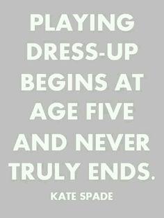 So true! For us women