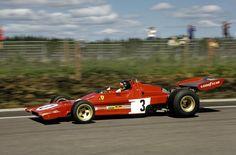1973 GP Szwecji (Anderstorp) Ferrari 312B3 (Jacky Ickx)