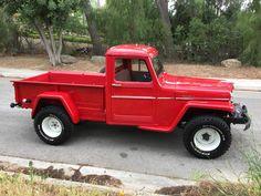 Jeep Pickup Truck, Classic Pickup Trucks, Jeep Willys, Cool Jeeps, Cool Trucks, Small Trucks, 4x4 Trucks, Willis Pickup, Jeep Scrambler