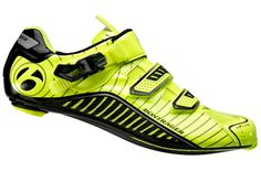#Bontrager RL Road Shoe > Yellow - 42 #Built around the same race-proven inForm Pro last as their flagship RXXXL shoes, and incorporating top-end features like weight-saving Lightning Mesh panels and a 1.5mm incremental release Micro-Fit buckle, Bontragers RL Road shoe represents game-changing value and performance. Outfitted with Silver Series Carbon soles for stiffness and efficiency and replaceable heel walking studs for longevity, the RL Road offers the kind of fit, features, and…